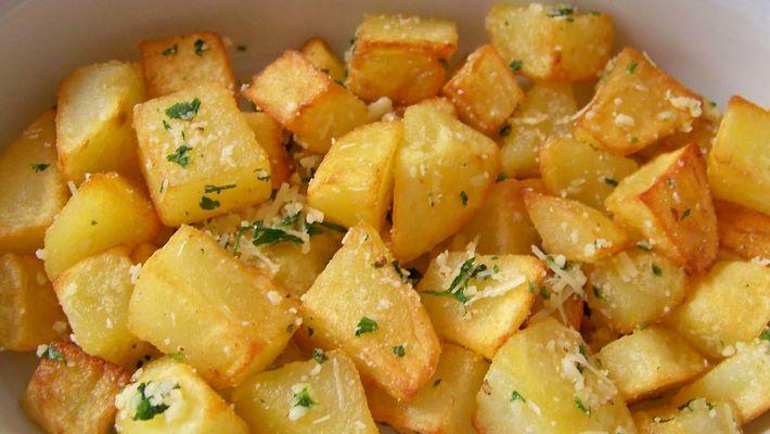 Receita de batata souté