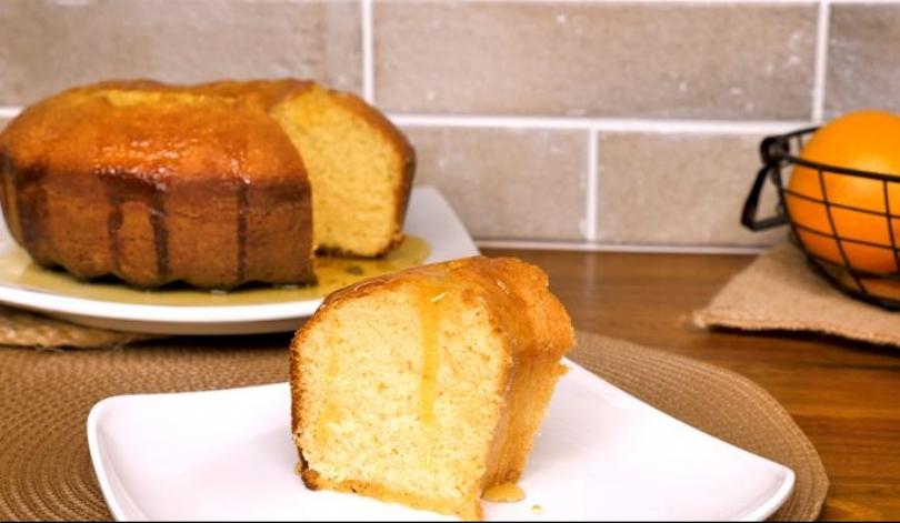 Receita de bolo maizena diet