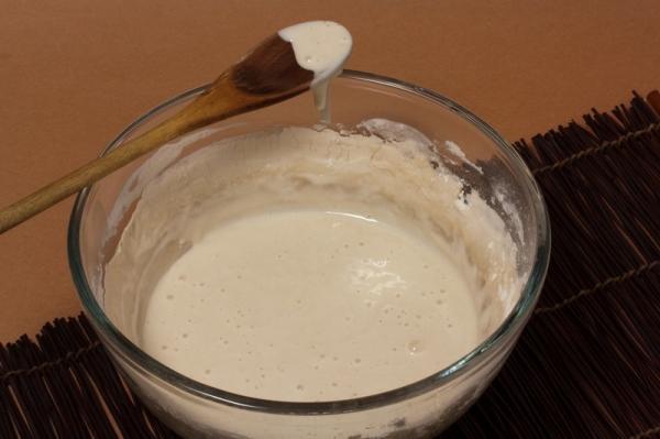 Receita de fermento caseiro para pão