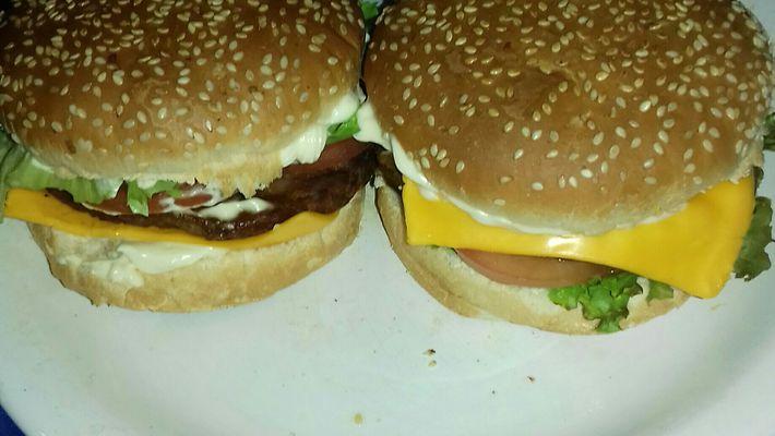 Receita de hamburger