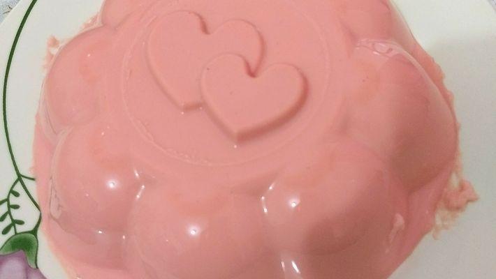 Receita de mousse de gelatina e leite em pó