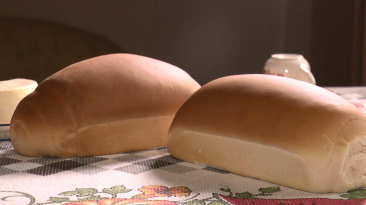 Receita de pão com fermento caseiro