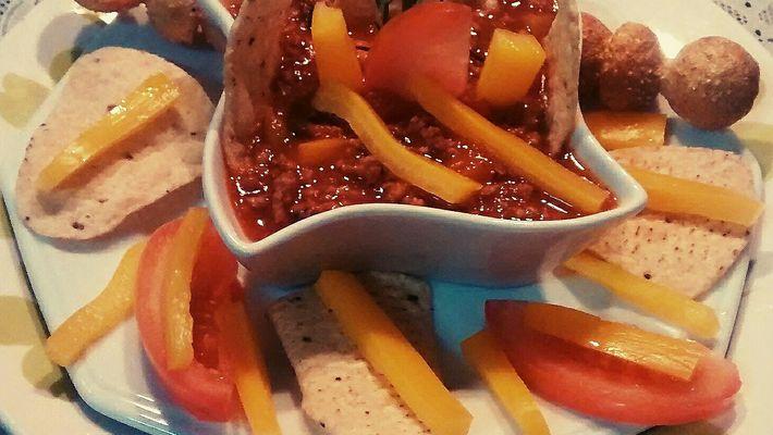 Receita feijão mexicano original