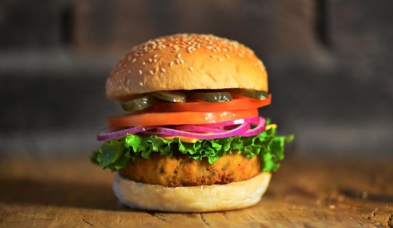 Receita de hambúrguer matemático