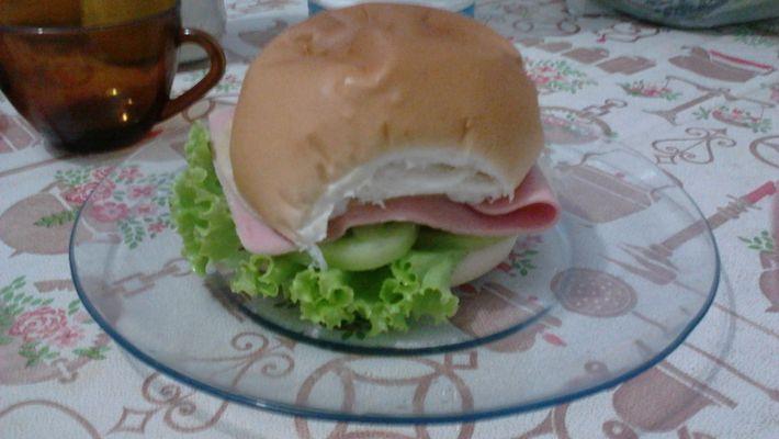 Receita de sanduíche de casa