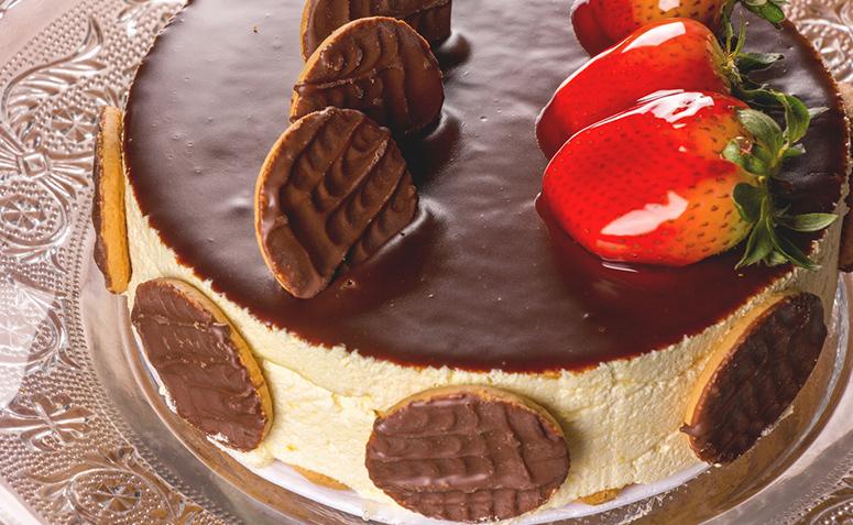 Receita de torta holandesa super fácil