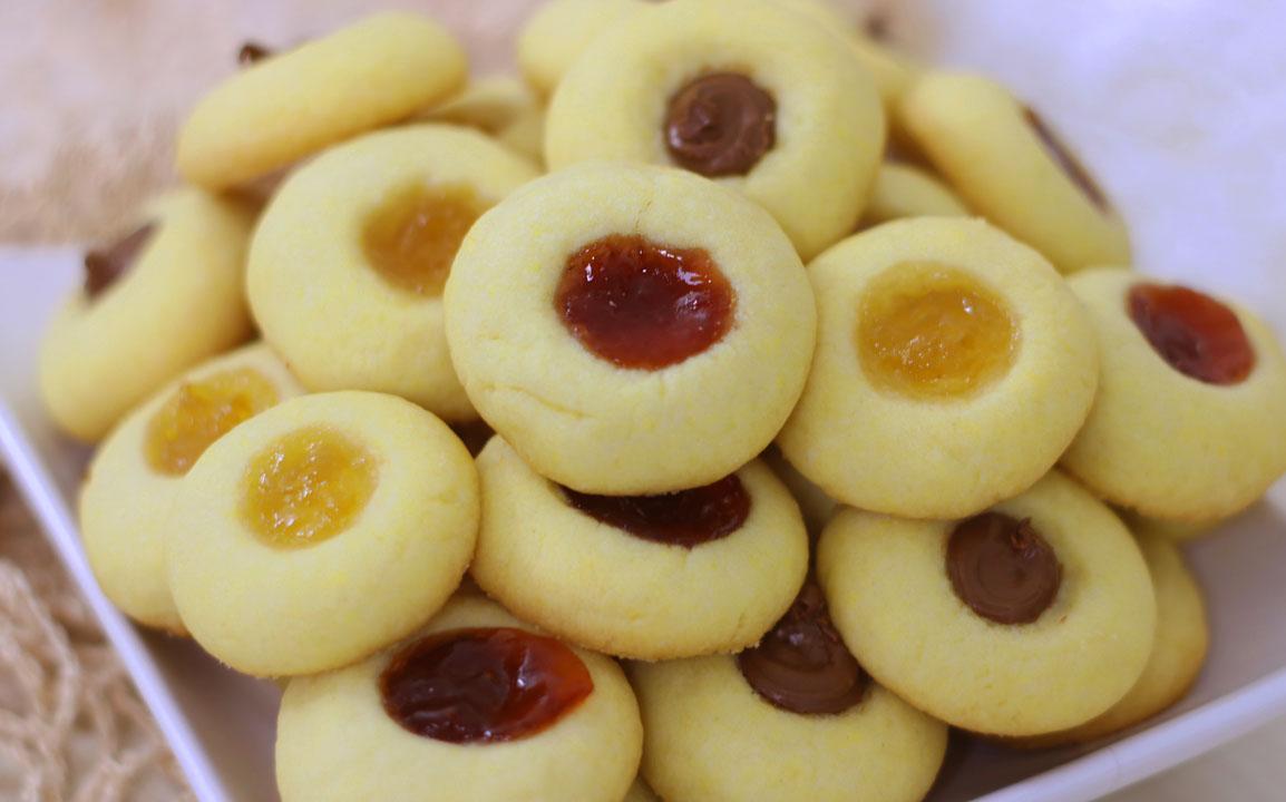 Como fazer biscoito amanteigado francês