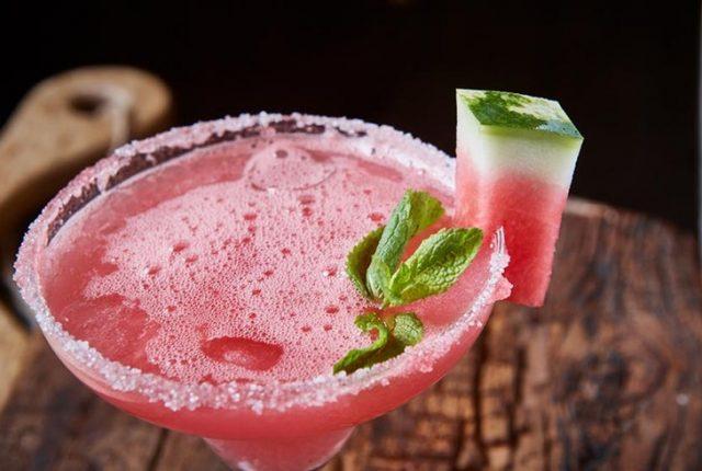 Margarita de melancia
