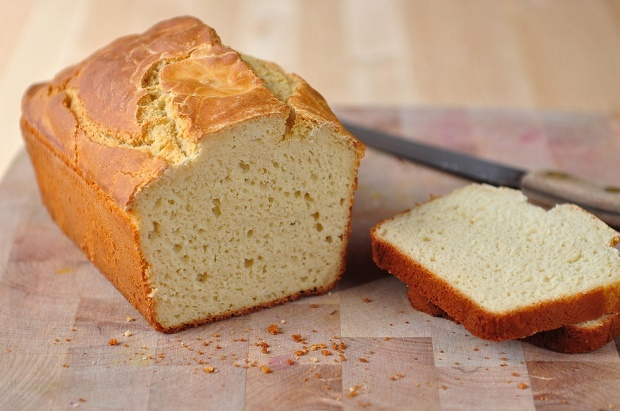 Pão de arroz sem glúten