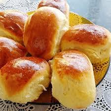 Pão doce fácil rápido