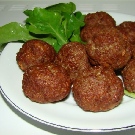 Receita de bolinho de carne moída fácil