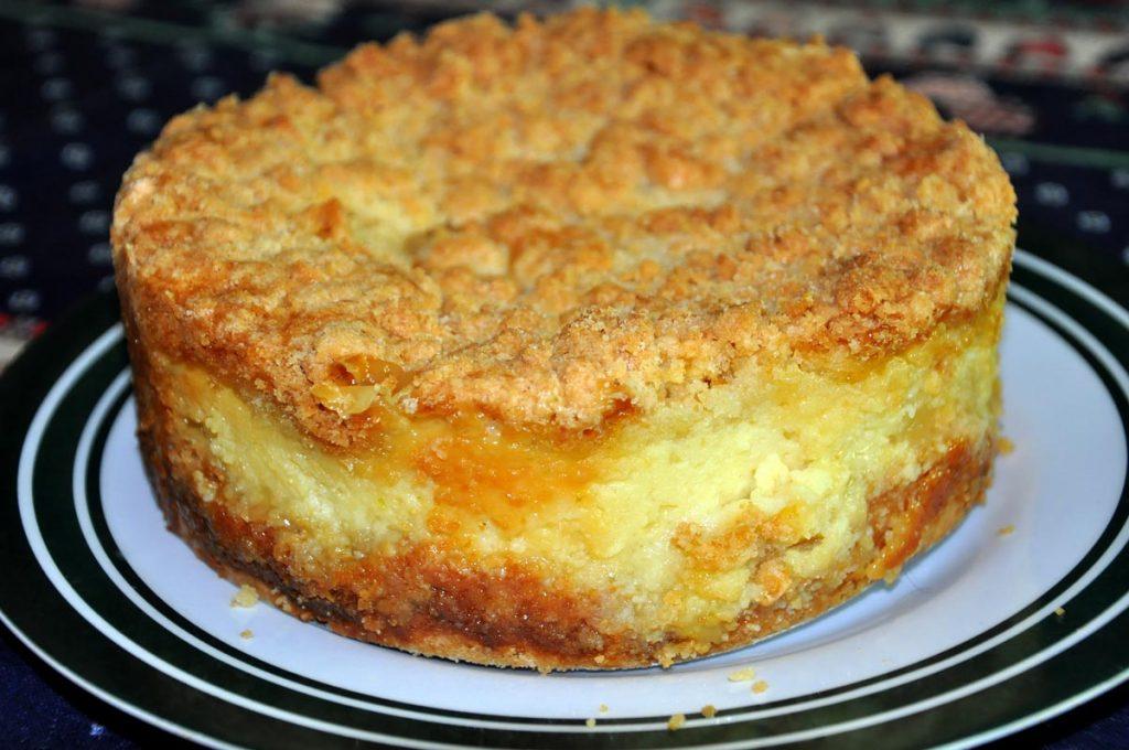 Receita de bolo de farofa