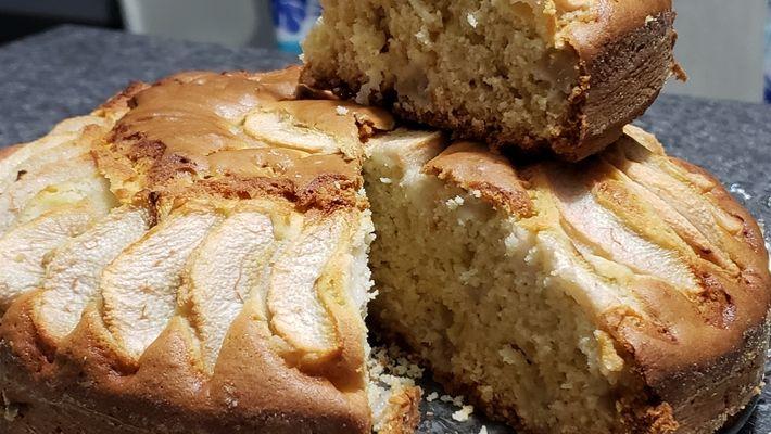 Receita de bolo de pêra