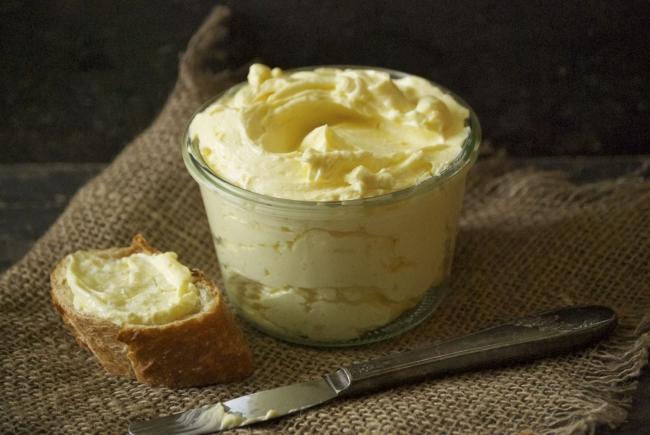 Receita de manteiga ghee - sem lactose