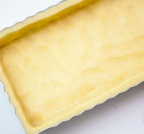 Receita de massa para torta muito fácil (serve até para quiche)