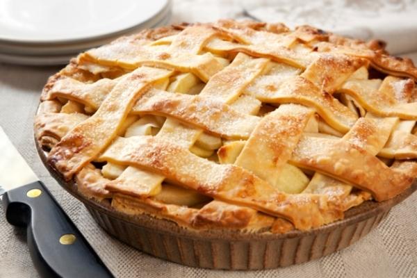 Receita de torta de maçã, sobremesa prática e saborosa
