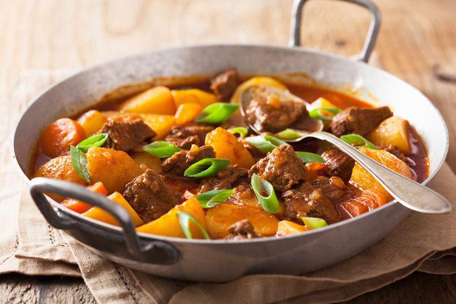 Acém cozido brasileiro  muito saboroso, experimente!