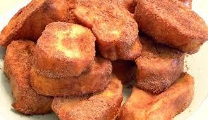 Como fazer rabanada frita nalina tradicional