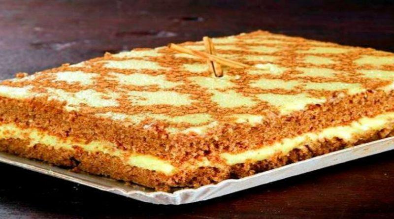 Receita de bolo indiano