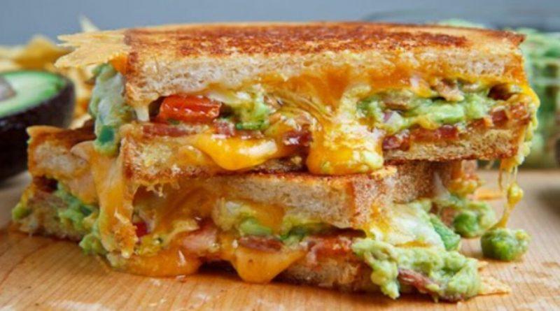 Sanduíche grelhado fácil
