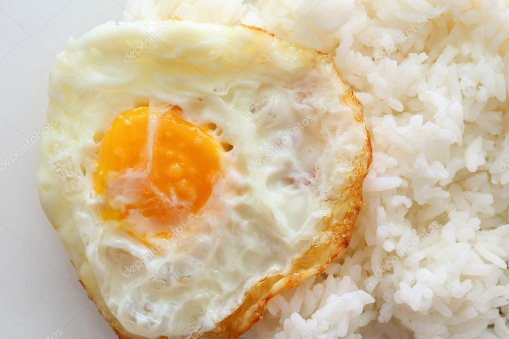 Arroz com ovo maravilhoso