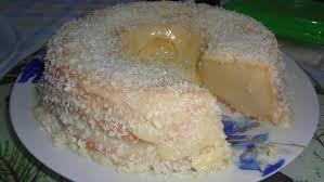 bolo de leite condensado e coco molhadinho