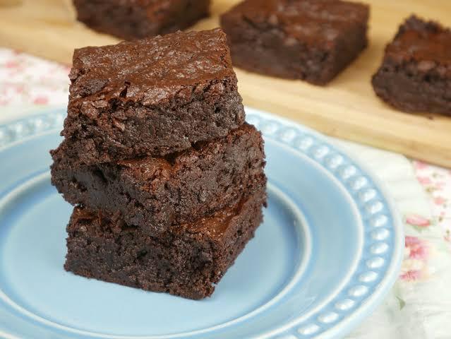Brownie sem farinha deliciosa