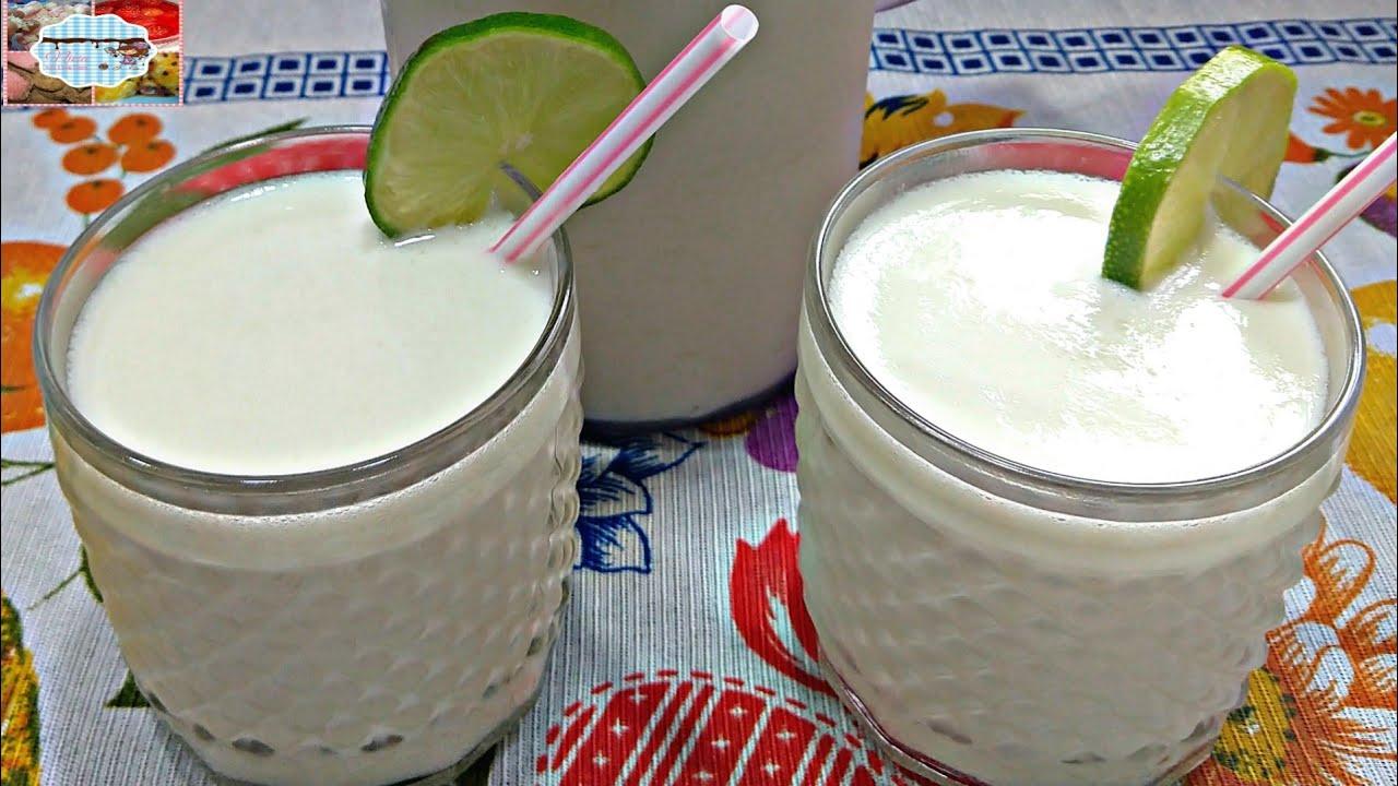 Caipirinha cremosa de leite condensado