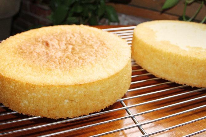 Massa simples para bolo de festa super econômica e rende muito