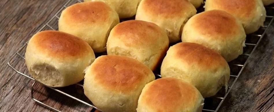 Pãozinho de batata simples e fácil uma delícia