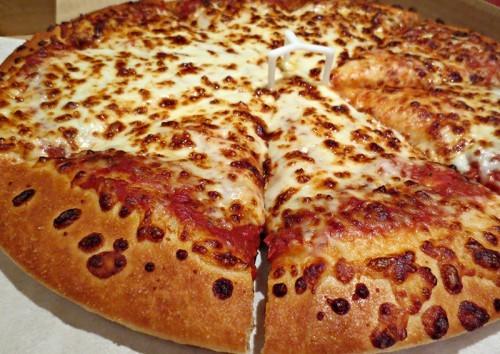 Receita de pizza hut muito fácil