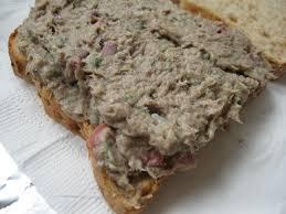Sanduíche natural fácil com sardinha
