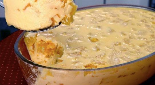 Abacaxi geladinho e refrescante uma delícia de sobremesa