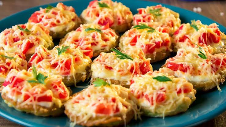 Abobrinha empanada no forno uma maneira original e deliciosa de preparar abobrinhas