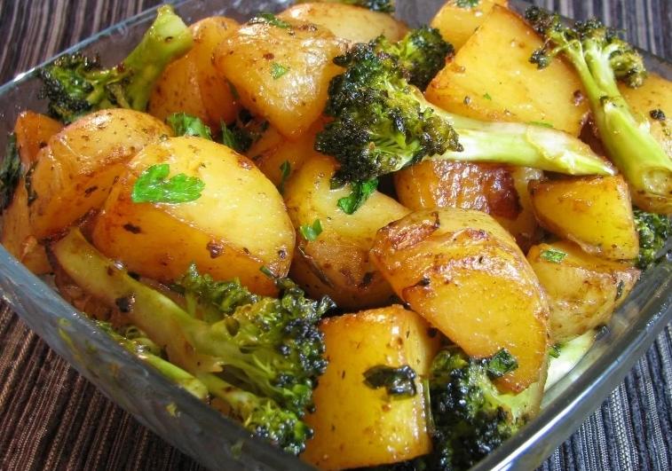 Batata à moda da vovó receita simples e deliciosa
