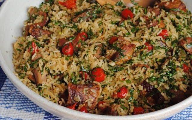 Costelada com arroz receita prática e saborosa
