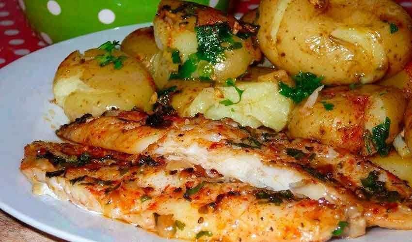 Peixinho de forno super delicioso e fácil