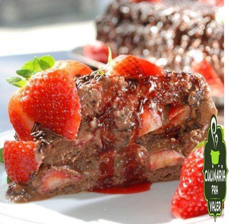 Receita de bolo tentação maravilhoso
