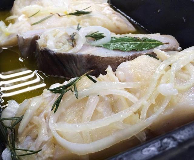 Receita prática para a páscoa bacalhau com azeite