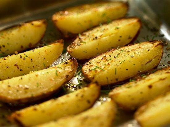 Receita de batatas à inglesa fácil