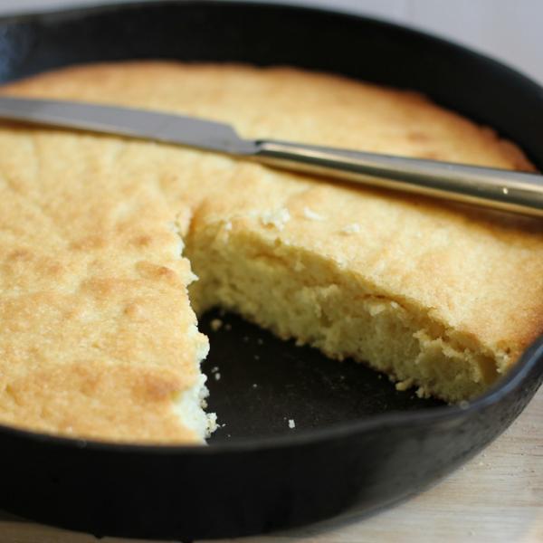 Receita de bolo de frigideira fácil e incrivelmente fofinho