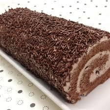 Receita de rocambole de chocolate caseiro fácil