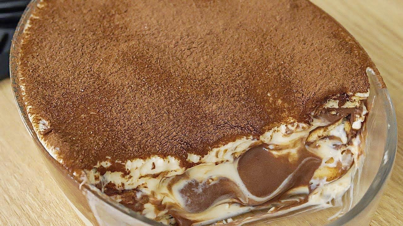 Receita de sobremesa gelada na travessa deliciosa em menos de 10 minutos