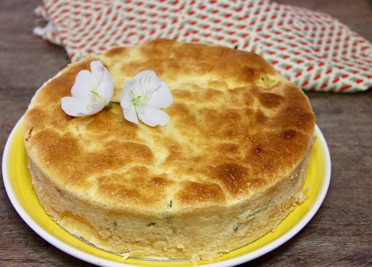 Receita de torta de palmito deliciosa e fácil de fazer