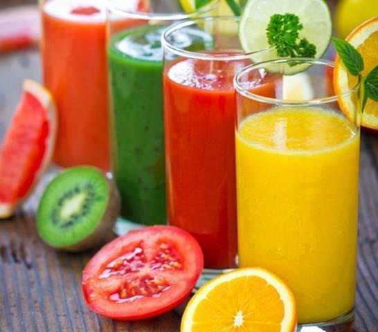 3  receitas de sucos desintoxicantes para limpar o organismo