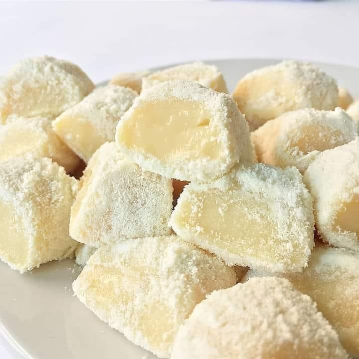 Bala de leite ninho irresistível para os apaixonados por leite em pó