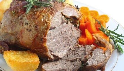 Como fazer carne assada simples