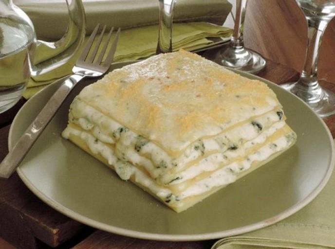 Lasanha com 4 queijo incrivelmente incrível