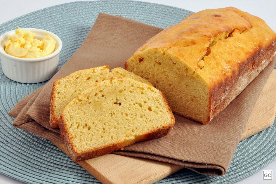 Pão de mandioquinha caseiro e delicioso para aquele cafezinho