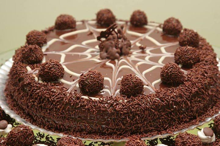 Receita de bolo brigadeiro mais delicioso e fácil que já fiz na minha vida